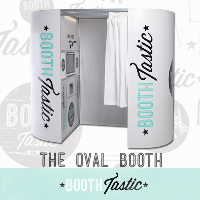 oval booth